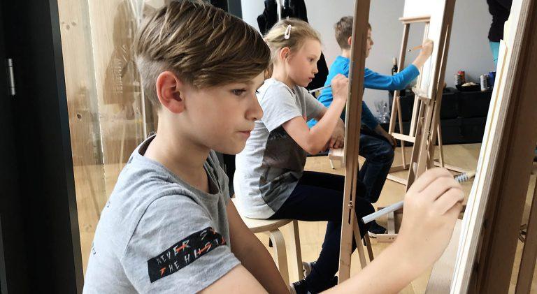 Makuki atelier - kurz kresby deti