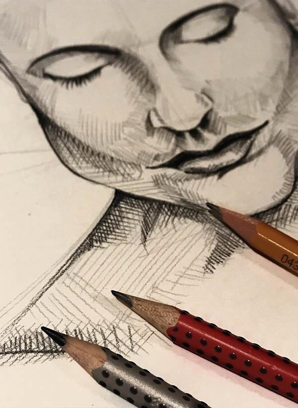 MAKUKI - kresba zena